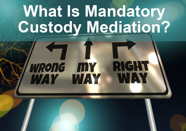 mandatory Custody Mediation