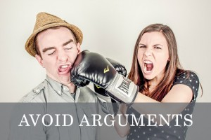 avoid conflict divorce