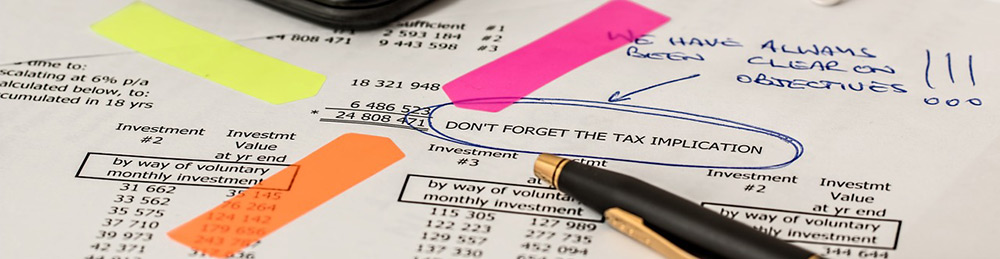 filing taxes after divorce or separation