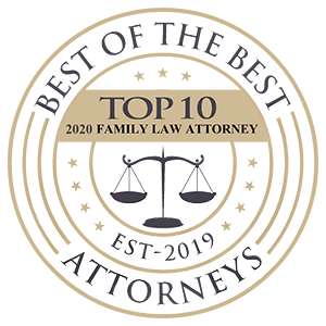 Best of the Best Attorneys - Family Law 2020