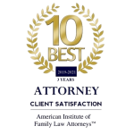 10 Best Attorney award for the Doyle Law Group
