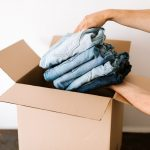 Packing after a spouse leaves or asks for a divorce in Raleigh