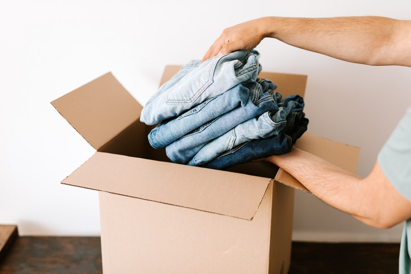 Packing after a spouse leaves or asks for a divorce in Raleigh NC