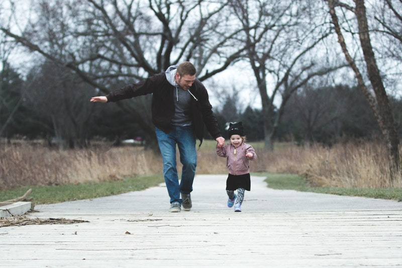 Sole custody parent with child in Raleigh, NC